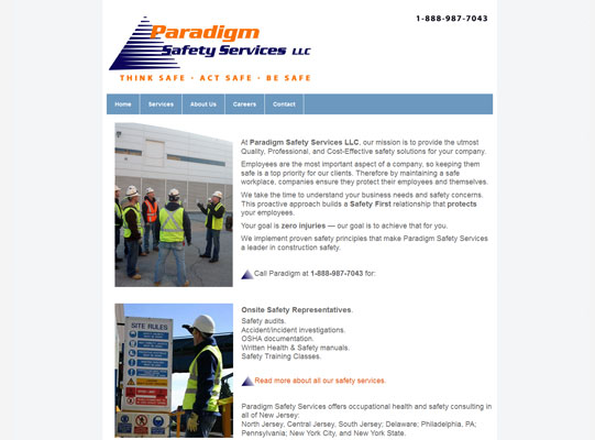 Paradigm Safety Services