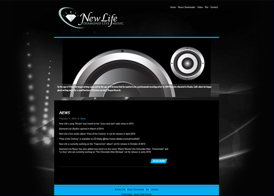 New Life hiphop music downloads